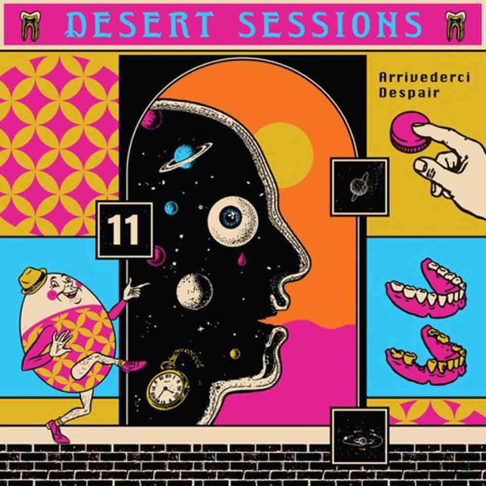 Matador Desert Sessions - Vols. 11 and 12