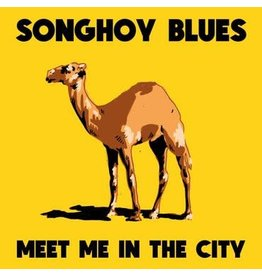 Transgressive Records Songhoy Blues - Meet Me In The City (Coloured Vinyl)