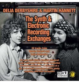 Ozit Dandelion Delia Derbyshire & Martin Hannett - The Synth And Electronic Recording Exchanges