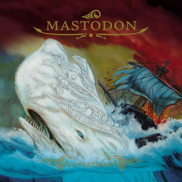 Relapse Records Mastodon - Leviathan (Coloured Vinyl)