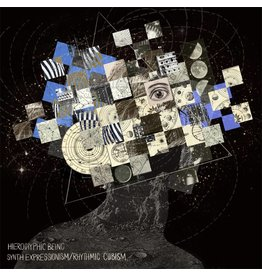 On The Corner Records Hieroglyphic Being -  Synth Expression / Rhythmic Cubism
