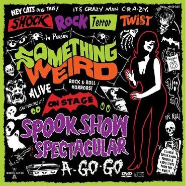Sundazed Records Something Weird - Spook Show Spectacular A-Go-Go (Coloured Vinyl)