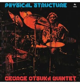 Le Tres Jazz Club George Otsuka Quintet - Physical Structure