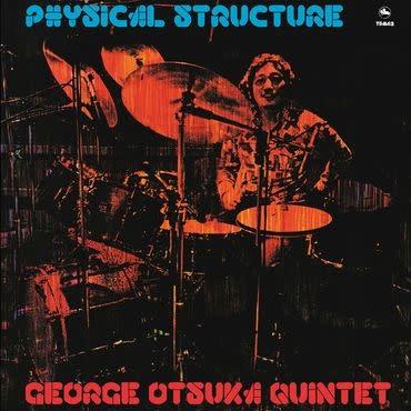Le Tres Jazz Club George Otsuka Quintet - Physical Structure