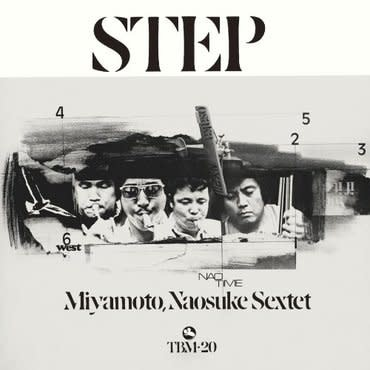 Le Tres Jazz Club Naosuke Miyamoto Sextet - Step!