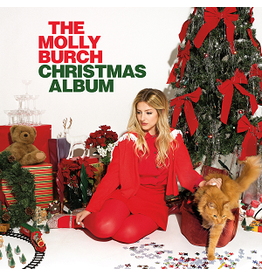 Captured Tracks Molly Burch - The Molly Burch Christmas Album (Coloured Vinyl)