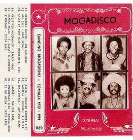 Analog Africa Various - Mogadisco - Dancing Mogadishu (Somalia 1972 - 1991)