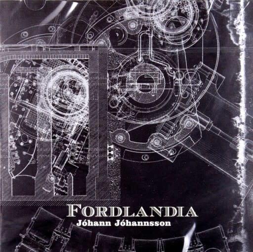 4AD Johann Johannsson - Fordlândia