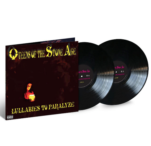Polydor Queens Of The Stone Age - Lullabies To Paralyze