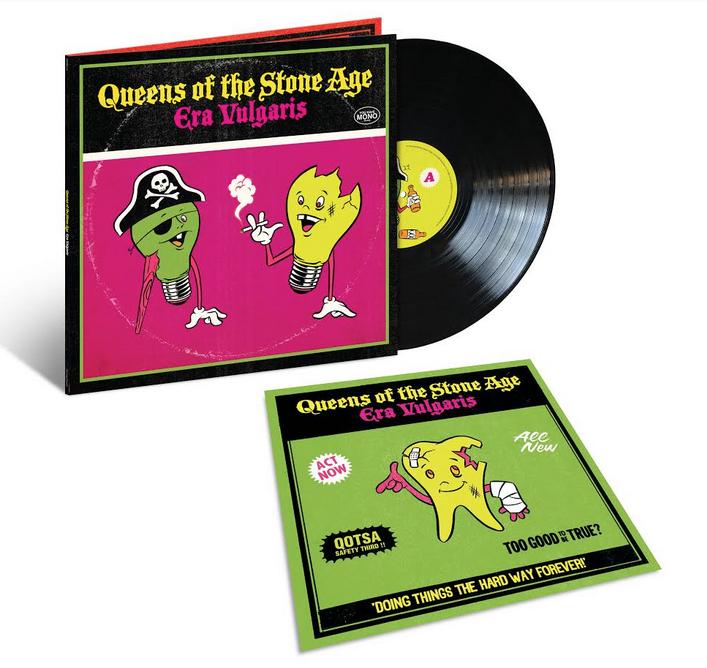 Polydor Queens Of The Stone Age - Era Vulgaris