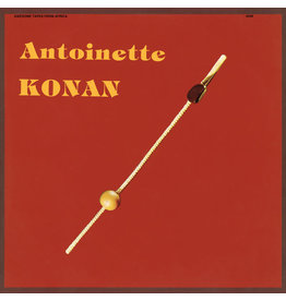 Awesome Tapes From Africa Antoinette Konan - Antoinette Konan