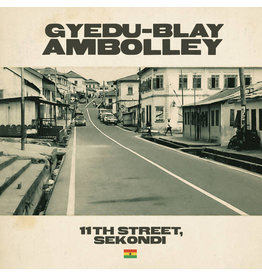 Agogo Records Gyedu-Blay Ambolley - 11th Street, Sekoni