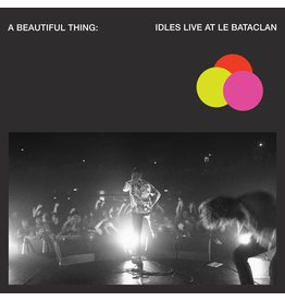 Partisan Records Idles - A Beautiful Thing: Idles Live at Le Bataclan (Coloured Vinyl)