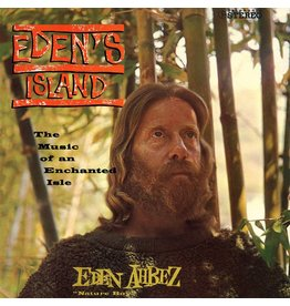 Wax Love Records Eden Ahbez - Eden's Island