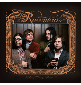 Third Man Records The Raconteurs - Broken Boy Soldiers