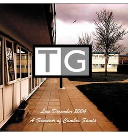 Mute Throbbing Gristle - A Souvenir Of Camber Sands (Coloured Vinyl)