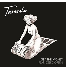 Funk On Sight Tuxedo (Mayer Hawthorne & Jake One) - Get The Money feat. CeeLo Green b/w Own Thang feat. Tony! Toni! Toné!