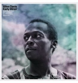 Sony Music Entertainment Miles Davis - Early Minor: Rare Miles From The Complete In A Silent Way Sessions