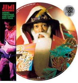 """Sony Music Entertainment Jimi Hendrix - Merry Christmas And Happy New Year (12"""" Picture Disc)"""