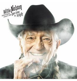"Sony Music Entertainment Willie Nelson - Sometimes Even I Can Get Too High b/w ""It's All Going To Pot (w/ Merle Haggard)"""