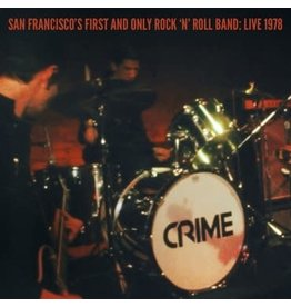 Superior Viaduct Crime - San Francisco's First and Only Rock n Roll Band