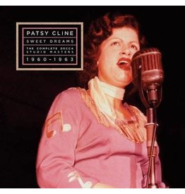 Third Man Records Patsy Cline - Sweet Dreams: The Complete Decca Studio Masters (1960 - 1963)