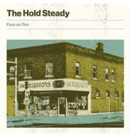 French Kiss The Hold Steady - Four On Ten