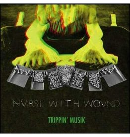 United Dirter Nurse With Wound - Trippin' Musik (Coloured Vinyl)