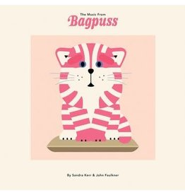 Earth Recordings Sandra Kerr & John Faulkner - The Music from Bagpuss (Coloured Vinyl)