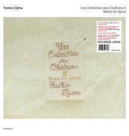 WRWTFWW Records Yoshio Ojima - Une Collection des Chaînons II: Music for Spiral