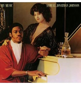 Be With Records Samuel Jonathan Johnson - My Music