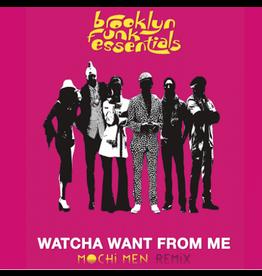 Mochi Brooklyn Funk Essentials - Watcha Want from Me (Mochi Men Remix)
