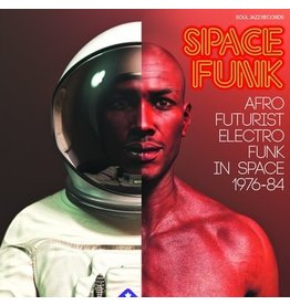 Soul Jazz Records Various - Space Funk: Afro-Futurist Electro Funk in Space 1976-84