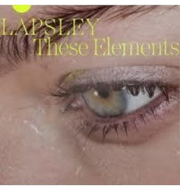 XL Recordings Låpsley - These Elements EP