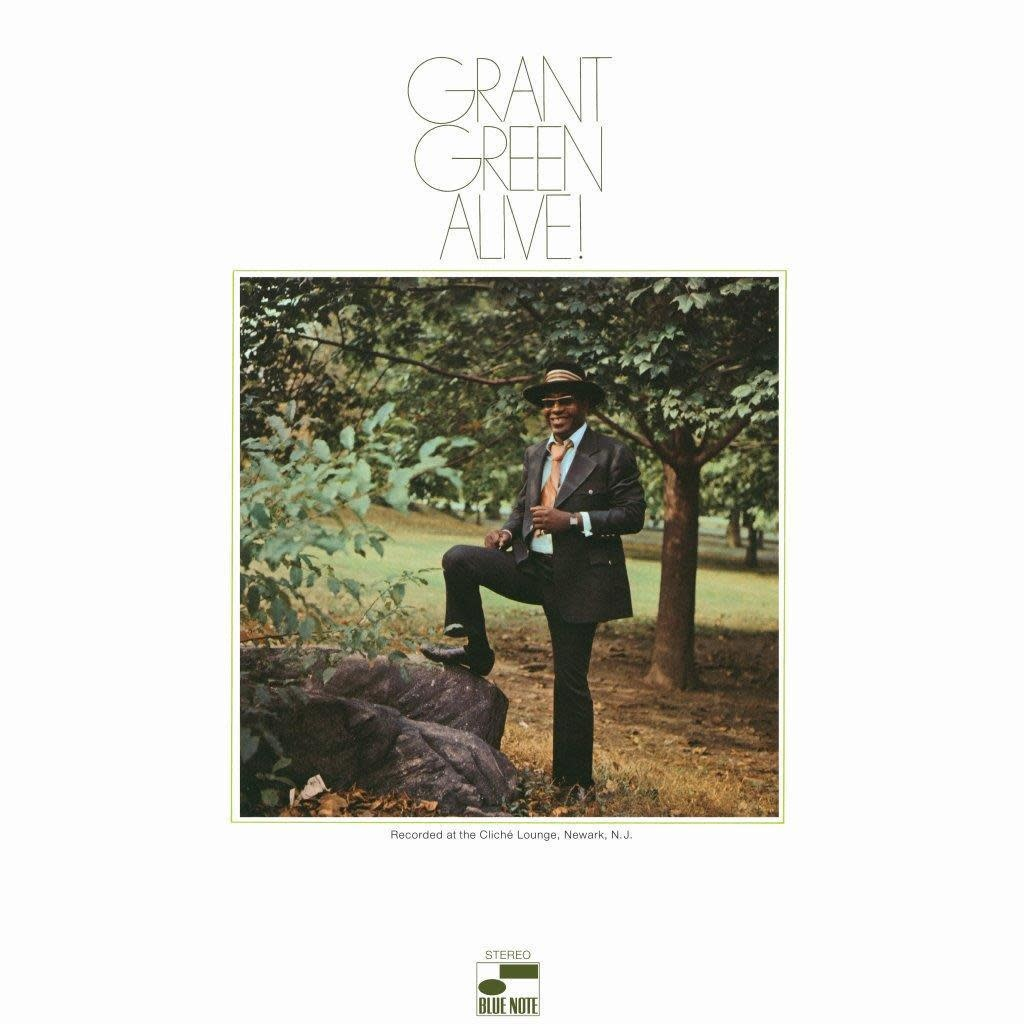 Blue Note Grant Green - Alive!