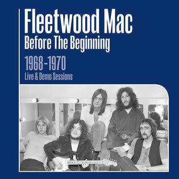 BMG Fleetwood Mac - Before The Beginning – 1968-1970 Live and Demo Sessions