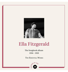Masters Of Jazz Ella Fitzgerald - The Songbook 1956 - 1959