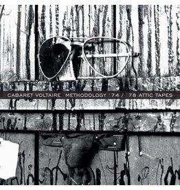 Mute Cabaret Voltaire - Methodology '74 / '78. Attic Tapes (Coloured Vinyl)