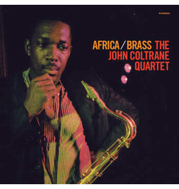 Waxtime John Coltrane Quartet - Africa / Brass (Coloured Vinyl)