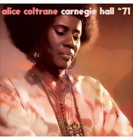 Hi Hat Alice Coltrane - Carnegie Hall '71