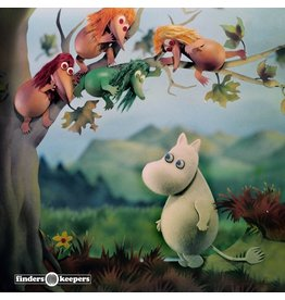 Finders Keepers Records Graeme Miller & Steve Shill - The Moomins