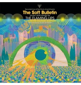 Bella Union The Flaming Lips - The Soft Bulletin: Live at Red Rocks