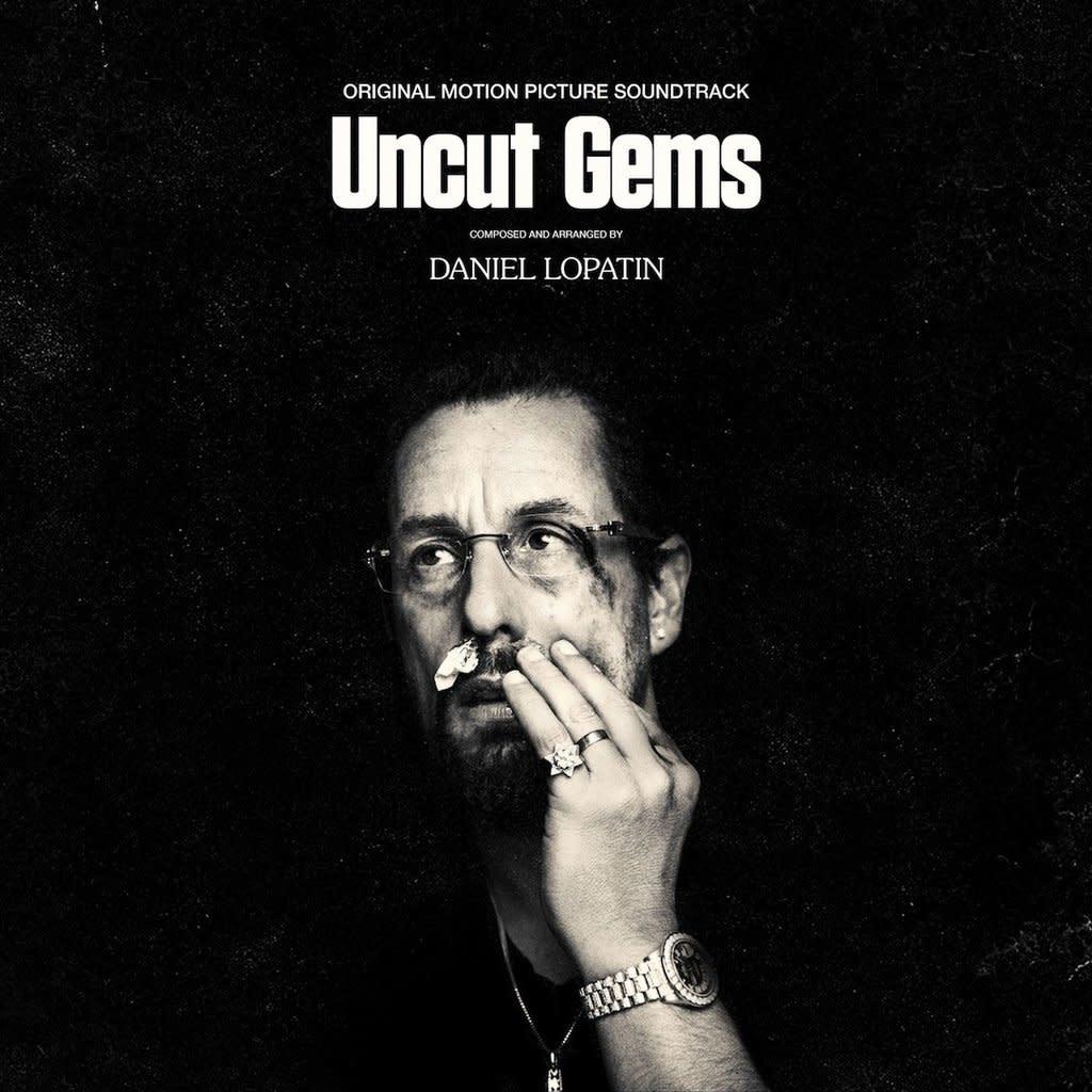 Warp Records Daniel Lopatin - Uncut Gems OST