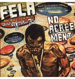 Knitting Factory Records Fela Kuti - No Agreement