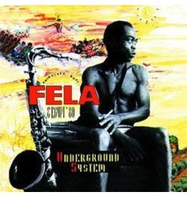 Knitting Factory Records Fela Kuti - Underground System