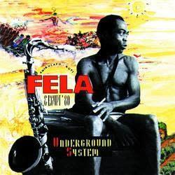 Knitting Factory Records Fela Kuti - Underground System