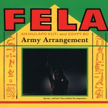 Knitting Factory Records Fela Kuti - Army Arrangement