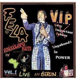 Knitting Factory Records Fela Kuti -  V.I.P.