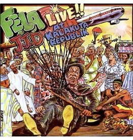 Knitting Factory Records Fela Kuti - Johnny Drop Dead (J.J.D.)