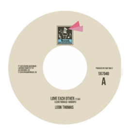 Soul Brother Records Leon Thomas - Love Each Other / L.O.V.E